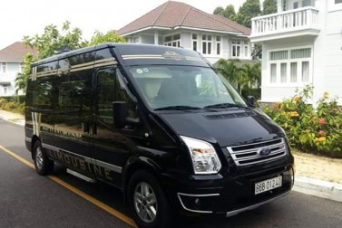 TOP 3 LIMOUSINE FROM TAN SON NHAT AIRPORT SAIGON (HCMC) TO MUI NE